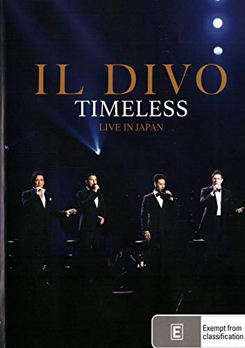 Il Divo - Timeless Live In Japan