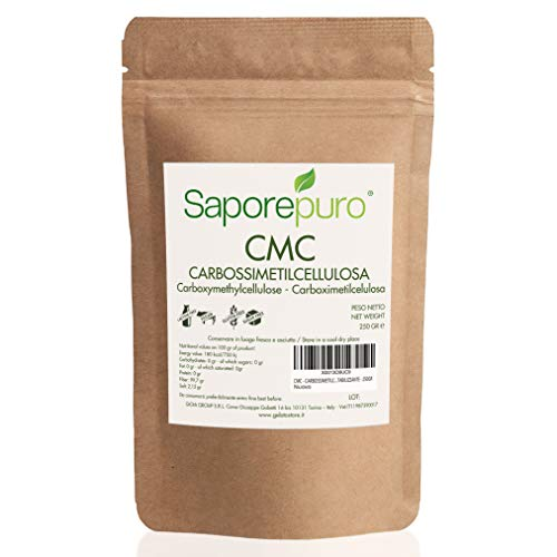 CMC PULVER - carboxymethylcellulose - 250GR