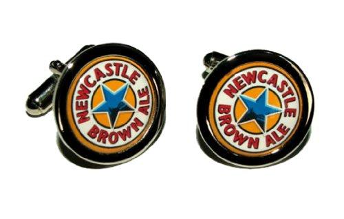 Newcastle Brown Manschettenknöpfe