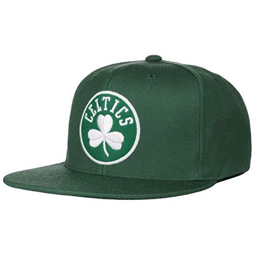 Mitchell & Ness Gorra Under Visor Celtics by Gorragorra de Beisbol (Talla única - Verde Oscuro)