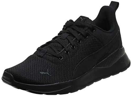 PUMA Unisex Adult Anzarun Lite Sneaker, Black Black, 44 EU