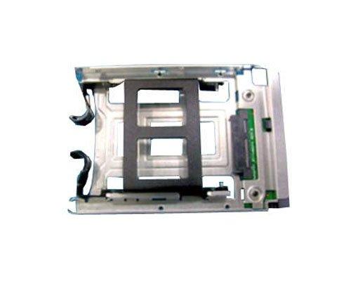 """HP 675769-001 pannello drive bay 8,89 cm (3.5\"""") Gabbia HDD Nero, Acciaio inossidabile"""