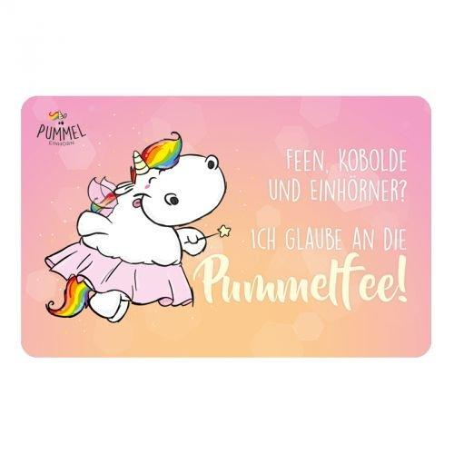 Pummel & Friends - Frühstücksbrettchen - Pummelfee
