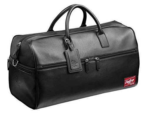 Rawlings Heart of the Hide Duffel Bag, Large, Black