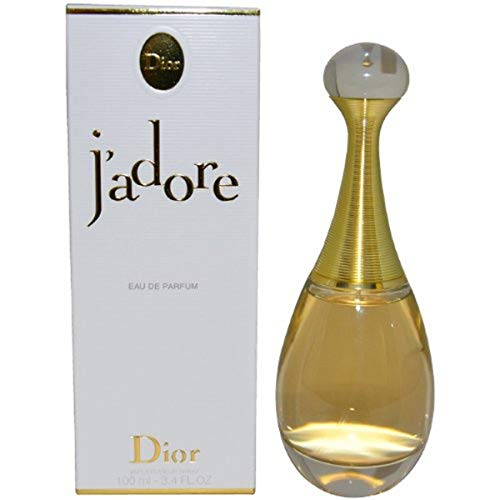 Christian Dior J'Adore Eau De Parfum Spray for Women, 3.4 Ounce