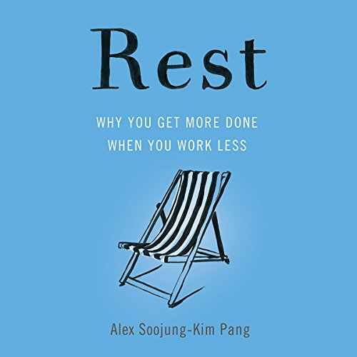 Rest audiobook cover art