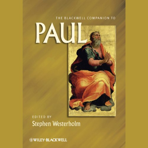 The Blackwell Companion to Paul audiobook cover art