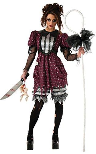 Women's Scary Tales Lil Bo Creep Costume