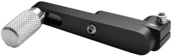 Adjustable Short Shifter Gear Selector Lever and Peg - Black