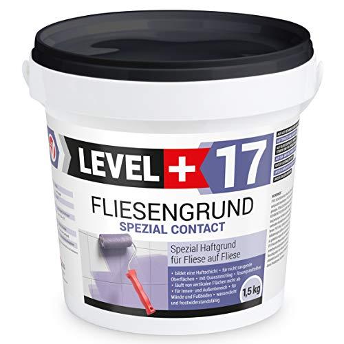 Fliesengrund 1,5 kg Fliese auf Fliese Spezial-Haftgrund Fliesengrundierung Quarzgrund Spezial Contact RM17