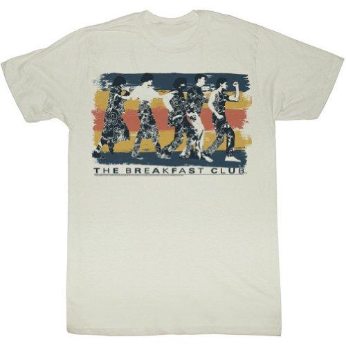 Breakfast Club - - La Dance Away T-shirt pour homme, Large, As Shown