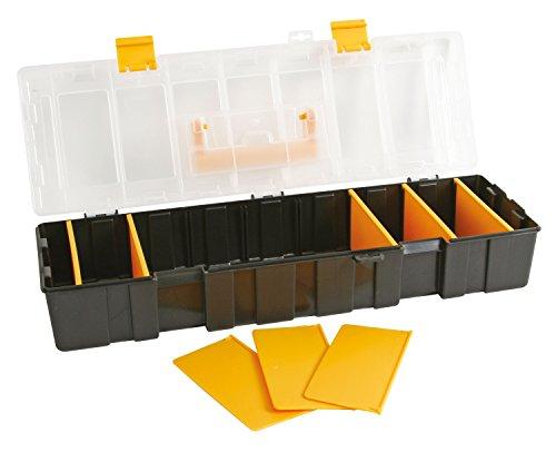 Perel osb1846cm Boîte de rangement en plastique