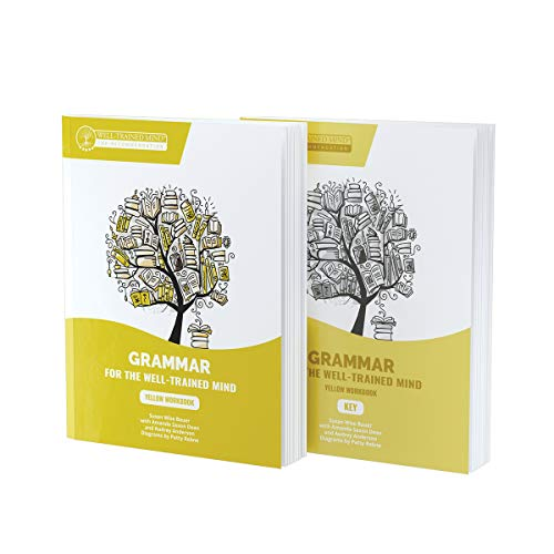 Yellow Bundle for the Repeat Buyer: Includes Grammar for the Well-Trained Mind Yellow Workbook and Key: 19