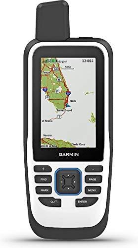 Garmin GPSMAP 86s Marine Handheld GPS Vorgeladen mit Weltweiter Basiskarte
