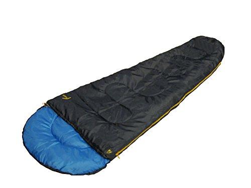 Best Camp Schlafsack Yanda, Blau, XL, 25041