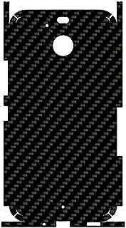 ستيكر كربون فايبر اسود لهاتف اتش تي سي 10 ايفو