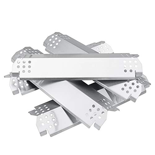 Uniflasy Heat Plates for Home Depot Nexgrill 720-0830H, 5 Burner...