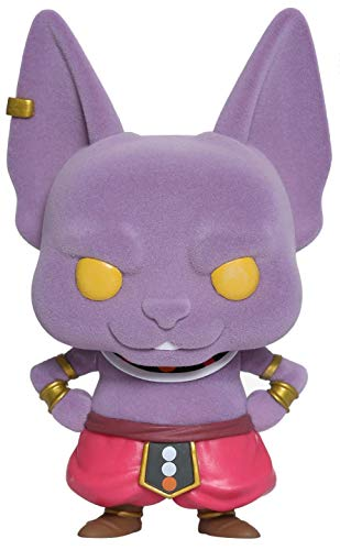 Funko Pop! Animation: Dragonball Z - Flocked Champa Collectible Figure, Multicolor