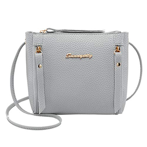 PTMD Women Shoulder Bag Handbags PU Leather Crossbody Purse Tote Satchel Fashion Girls