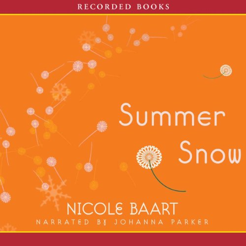 Summer Snow audiobook cover art
