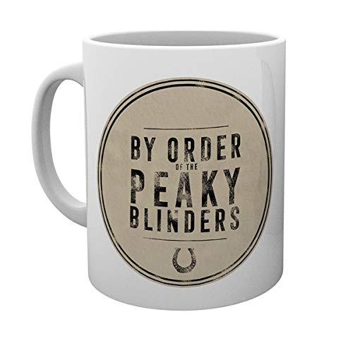 GB Eye - Taza, diseño de peaky Blinders