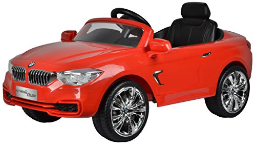 Best Ride On Cars BMW 4 Series Ride On 12V, Red