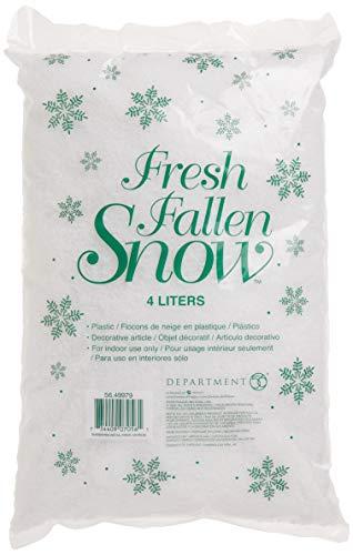 La Mejor Lista de Nieve artificial - los preferidos. 5
