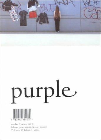 Purple: 6