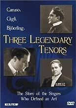Three Legendary Tenors