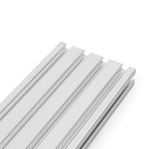 CWeep 2080 T-Slot Perfil de extrusión de perfiles de Aluminio ...