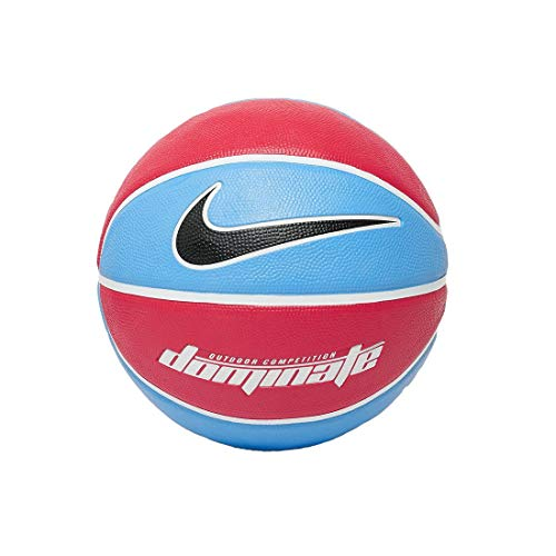 Nike Unisex – Erwachsene Dominate 8P Basketball, University Blue/White/White/Black, 7