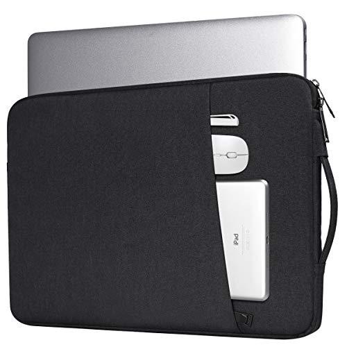 17,3 Zoll Laptop-Hülle für 2019 Lenovo L340 17.3 / Lenovo IdeaPad 330 320, HP Pavilion 17/HP Envy 17/HP OMEN 17/HP Probook 470 G5, Asus TUF Gaming Laptop Tasche (schwarz)