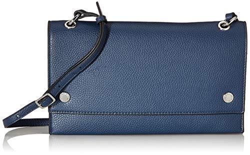 Calvin Klein Ckj Banner Shoulder Flap Bag - Borse a tracolla Donna,...