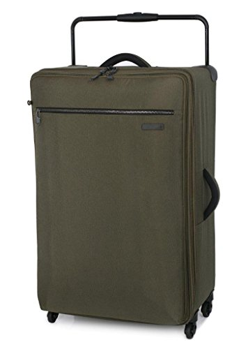IT Luggage World's Lightest 83.5cm Expandable 3 Tone Beech Four Wheel Spinner Suitcase
