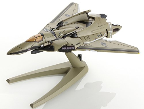 Bandai Mecha Collection Macross Series Delta VF-171 Nightmare Plus Fighter Mode Standard Model Henkyou Chuuichi Type Frontier Space Version Plastic Complete Figure Airplane Aircraft Plane Toy