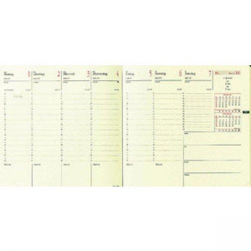 Einlage Executif Prestige 2021: Kalender-Einlage