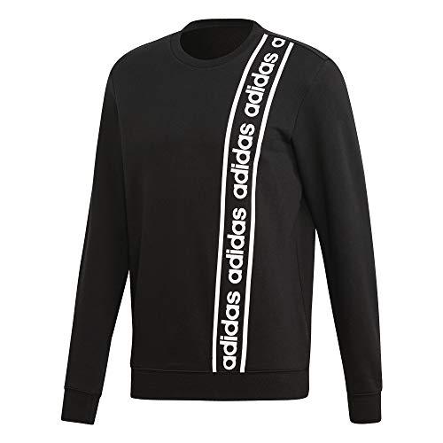 adidas - Celebrate The 90s Crew Sweatshirts Herren L Schwarz/Weiß