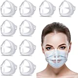 [10 unidades] 3D soporte facial soporte nasal, soporte de cara interior, cubierta de jaula de soport...