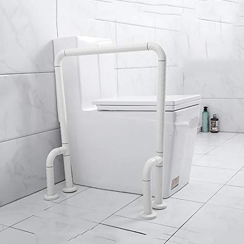 Barra de asistencia de baño Medio Baño Cuarto de baño WC seguridad Apoyabrazos Los apoyabrazos ajustables proporcionan un apoyo seguro for Multitudes Especial WC barandillas de seguridad Barras de bañ