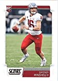 2019 Score #366 Gardner Minshew II Rookie NFL Football Card NM-MT
