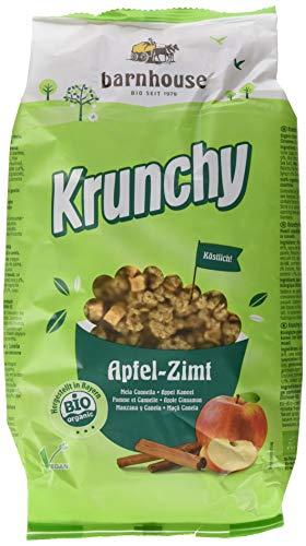 Barnhouse Krunchy Apfel-Zimt, 2er Pack (2 x 750 g)