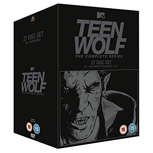 Teen Wolf Complete Season 1-6 DVD [UK Import]