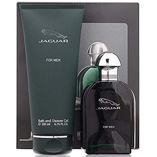 Jaguar for men bath set Eau De Toilette + SG, 1er Pack (1 x 300 ml)