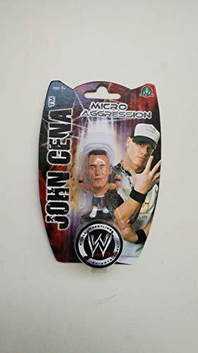 Giochi Preziosi Micro Aggression John Cena Figure Wrestling WWE