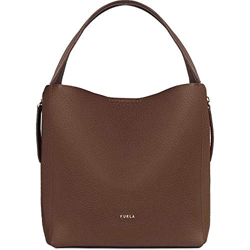 FURLA Tasche Grace M Hobo Exp BARVFGC NVD000 0048S Kaffee + Chili Oil