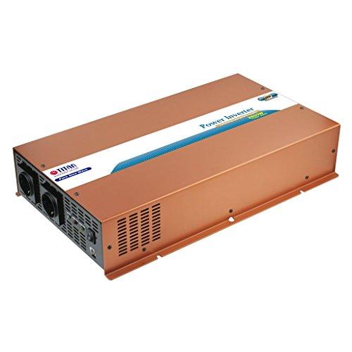 Titan HW-2500UY Wechselrichter, Gold