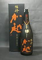 酒峰加越(黒ノ滴)大吟醸雫中汲み原酒720ml