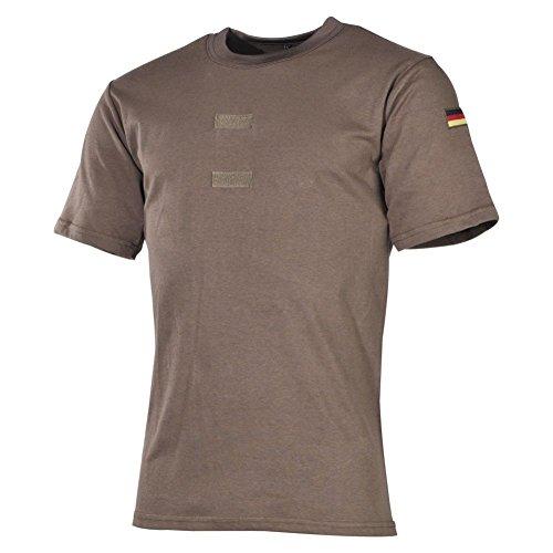 Original BW Bundeswehr Unterhemd T-Shirt Tropenhemd oliv Größe 8