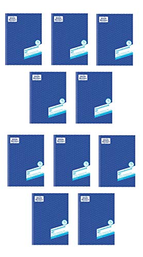 AVERY Zweckform 427 Kassenabrechnung A4 2x50 Blatt weiß/gelb (1 Stück, A4 / 10er Pack)