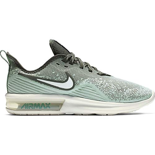 Nike Women's Air Max Sequent 4 Running Shoe Mineral Spruce/Teal Tint/Summit White Size 11 M US